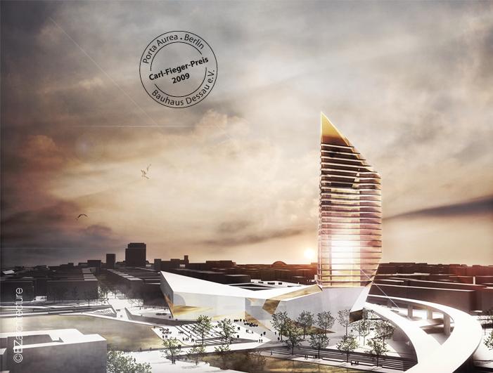 Porta Aurea Berlin Ez Architecture Group